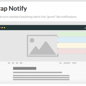 Bootstrap Notify